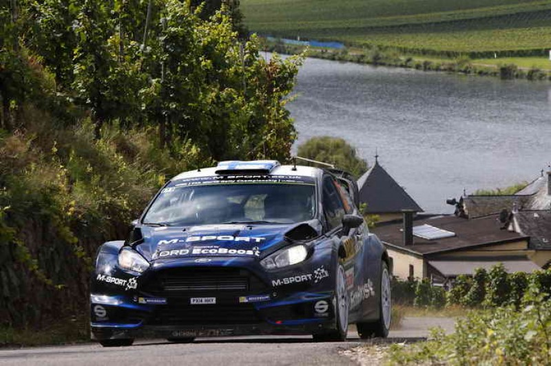 Rally news - M-SPORT AFTER SILVER IN ALSACE