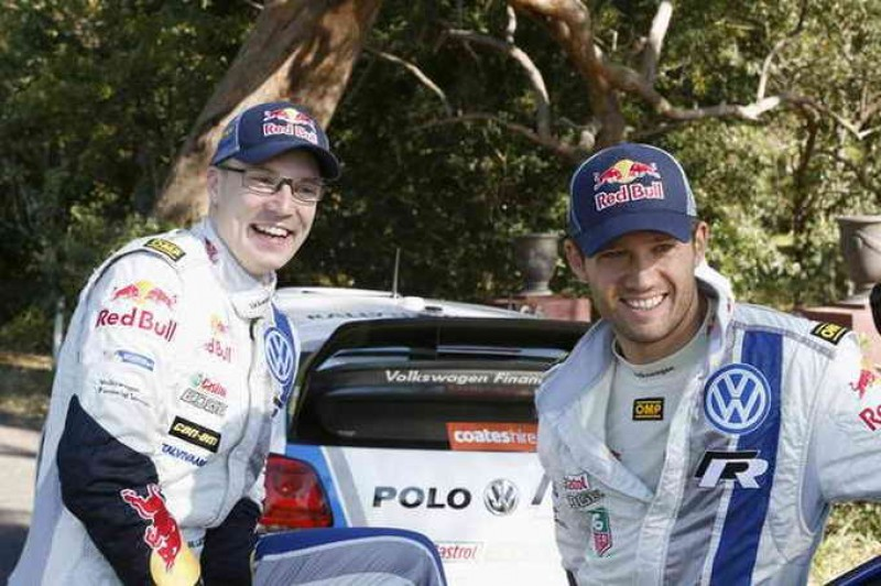 Rally news - Duel of the year enters the finishing straight: Ogier vs. Latvala and the battle for the World Championship title