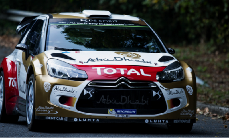 WRC news - HOME ADVANTAGE FOR THE DS3 WRCS!